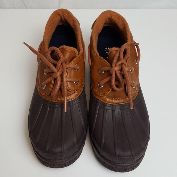 Sperry Topsider Waterproof Duck Boots